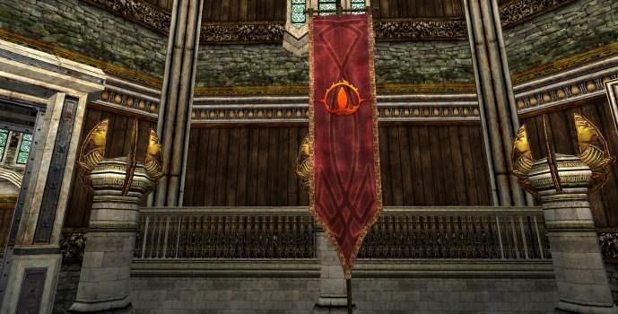 Ancienne Bannière de Sauron
