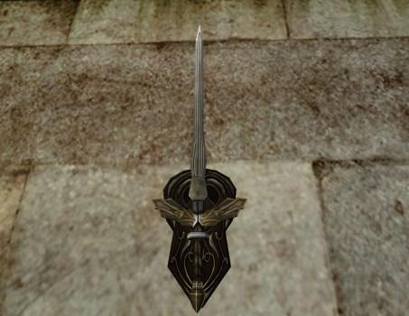 Épée de Minas Ithil Montée au Mur