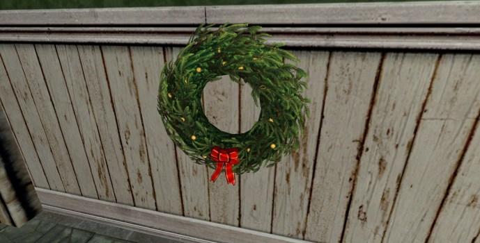 Couronne de Noël (Yule-Wreath)