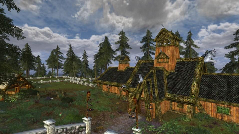 Maison classique de l'Estfolde