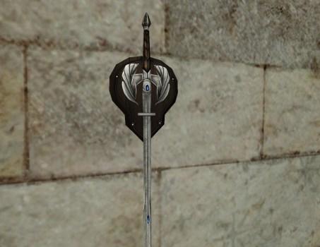 Épée Murale de Remmorchant