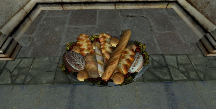 Plateau de Pain (Platter of Bread)