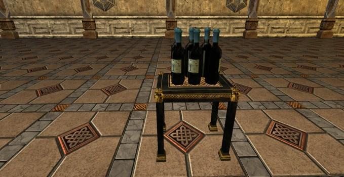 Table à Vin