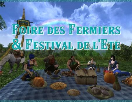 Les changements du Festival d'Été et de la Foire des Fermiers