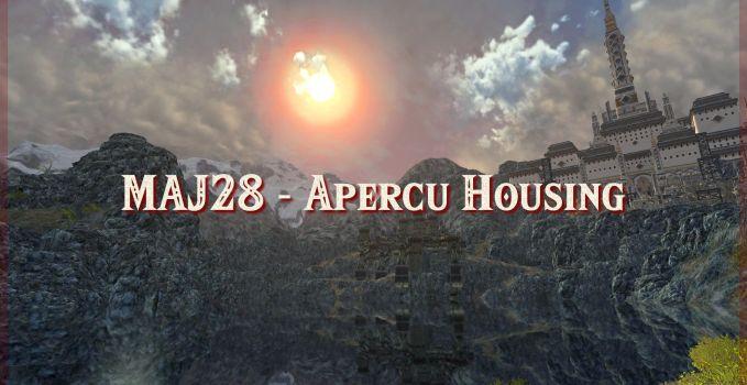 (Mis à Jour !) La Guerre des Trois Sommets (MàJ28) – Aperçu Housing