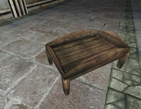 Table Basse de mémé