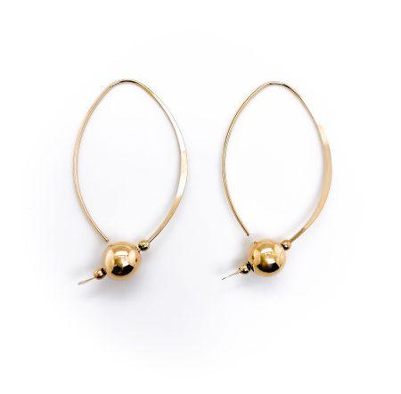 Sliding Bead Earrings 3