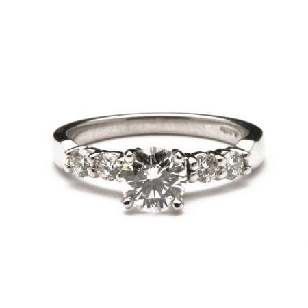 5 Stone Diamond Ring 1