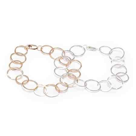 Circle Link Bracelet 1