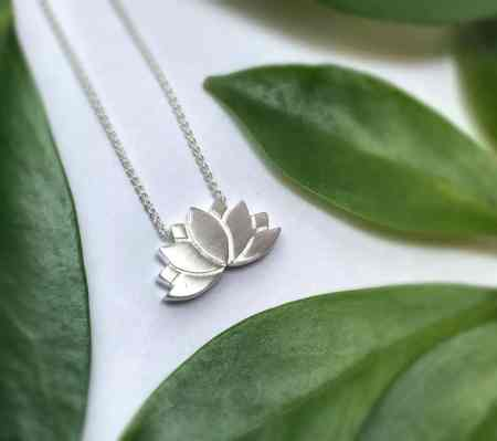 Lotus Necklace 2