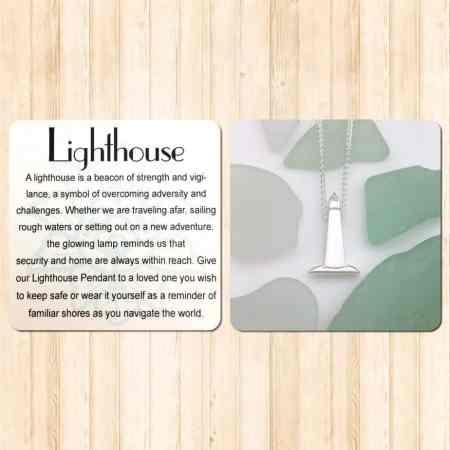 Lighthouse Necklace 2