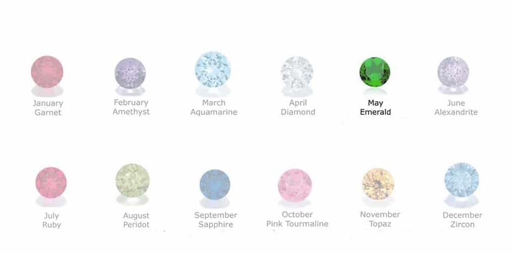May - Emerald 1