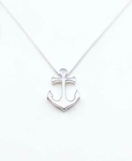 Anchor Necklace 1