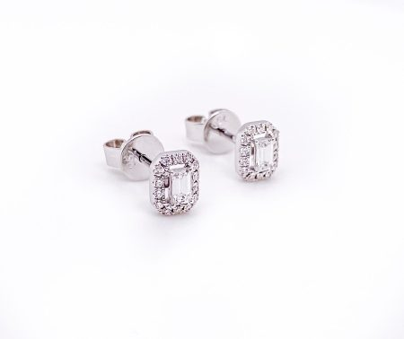 18k White gold heirloom set 2