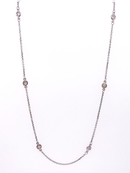 Diamonds by the Yard Necklace 3