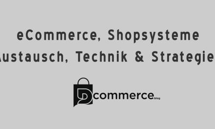 Ein neuer Platz um mehr über Shopsysteme zu erfahren.