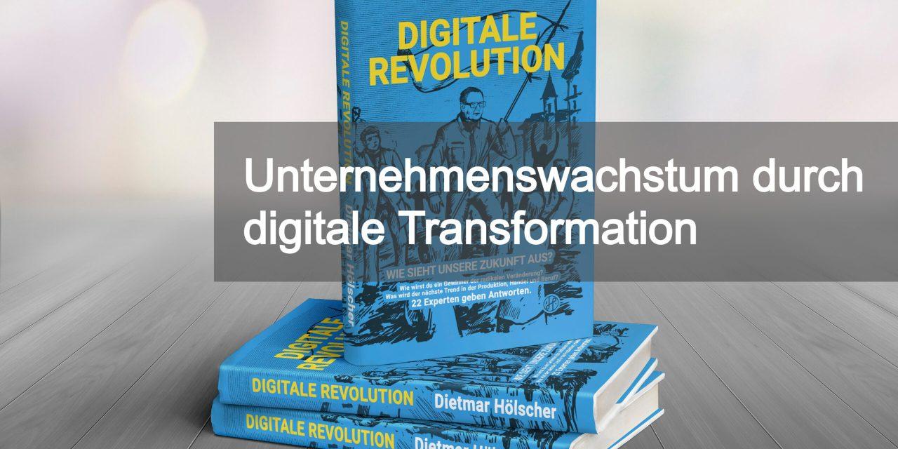 Unternehmenswachstum und Konjunkturbelebung durch digitale Transformation