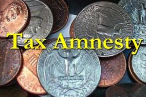 Tax Amnesty 2015