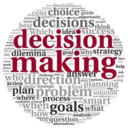 Tahapan Dalam Pengambilan Keputusan