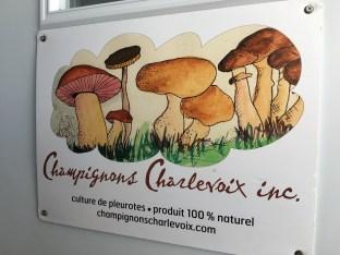 Champignons Charlevoix inc