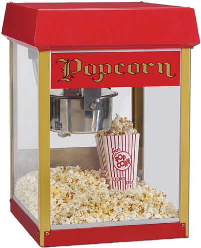 Popcorn Machine Rental Dc