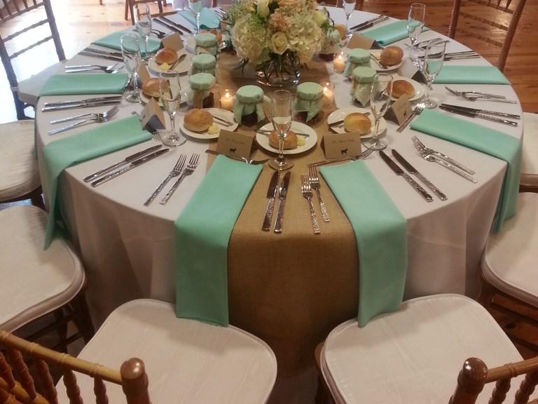 Wedding Linen Rentals