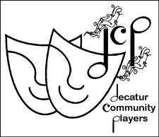 DCP Logo, dramma masks