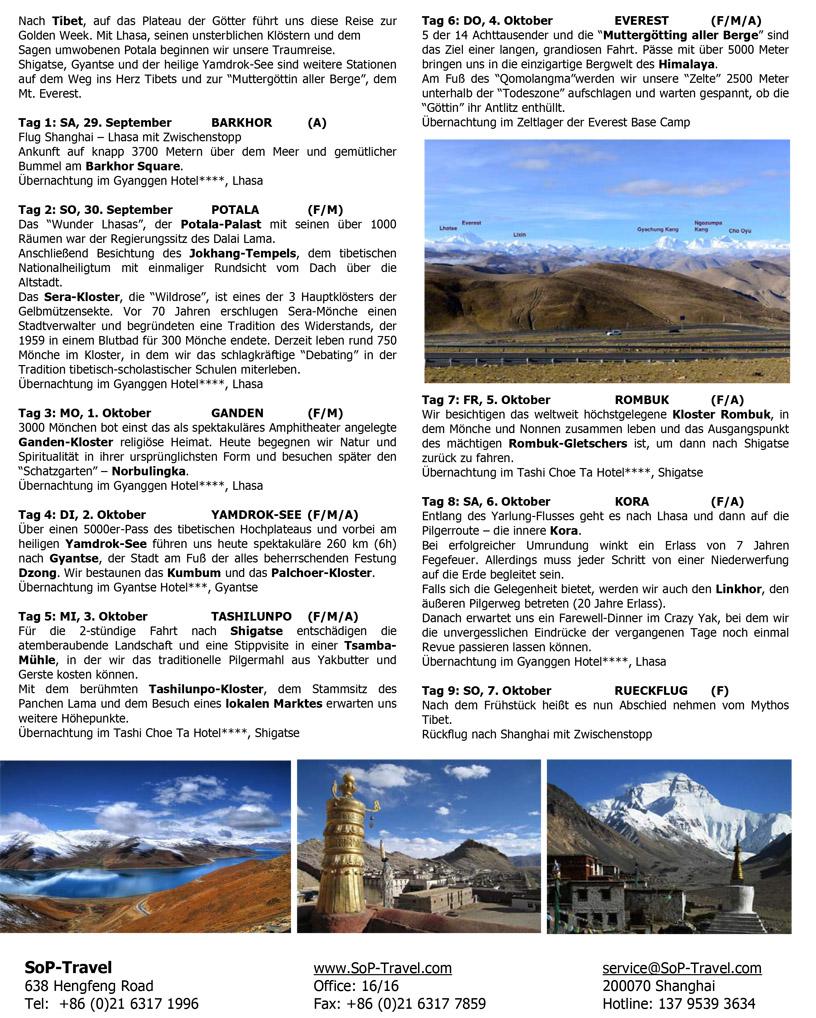 Microsoft Word - SoP-Sonderreise Tibet mit Mt. Everest Golden We