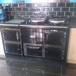 Cleaned Aga by DCS Cleaning