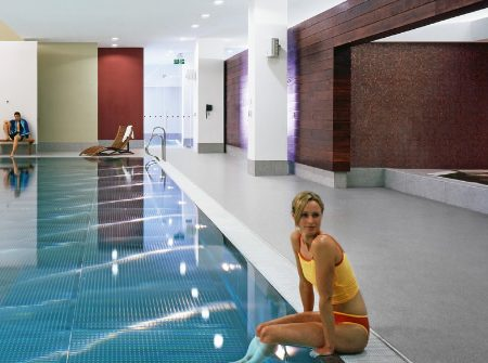 Polysafe flooring for the leisure industry
