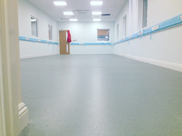 Factory Flooring Leicester Polysafe Standar