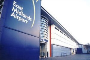 Heuga Carpet Tiles at East Midlands Airport