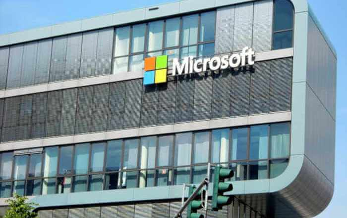 Microsoft Sitz in Köln