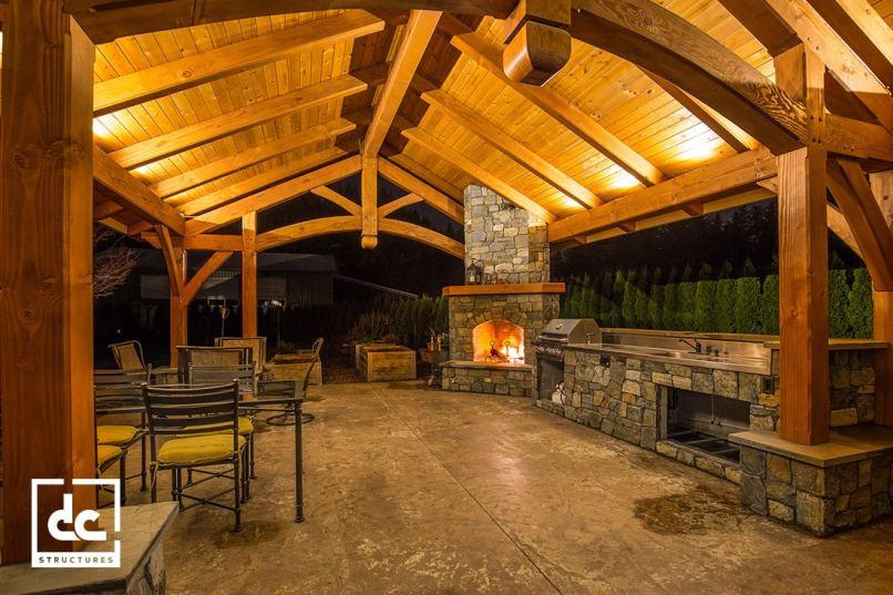 timber frame shelter plans | Frameswalls org