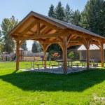 Timber Frame Pavilion Kits Pergola Kits Dc Structures