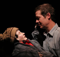 The Long Christmas Ride Home - DC Theatre Scene