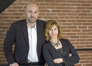 Lonny Smith and Maris Wicker. Photo Credit: Matt Howe.