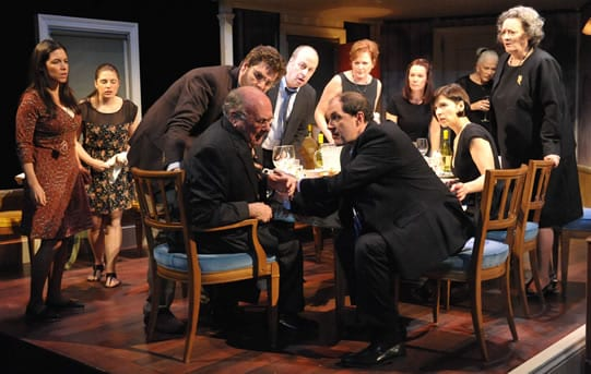 The cast of August: Osage County (Photo: Stan Barouh)