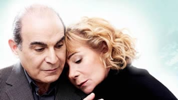 David Suchet and Zoe Wanamaker in All My Sons