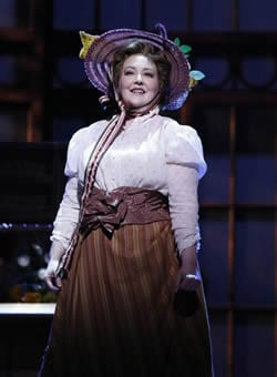 Tracy Lynn Olivera as Irene Molloy  (Photo:Carol Rosegg)