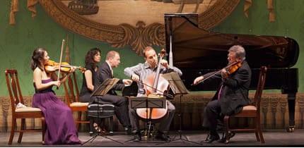 Bank of America Chamber Music series