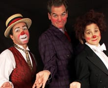 Click for tickets to Clown Cabaret: All-Stars