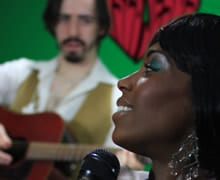 Click for tickets to Disco Jesus and the Apostles of Funk