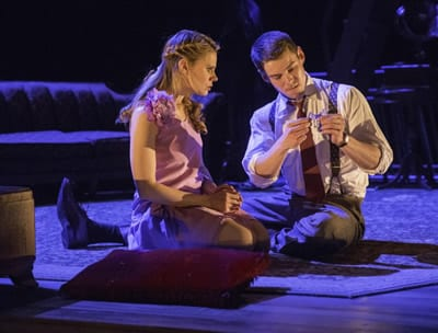 Celia Keenan-Bolger and Brian J. Smith (Photo: Michael J. Lutch)