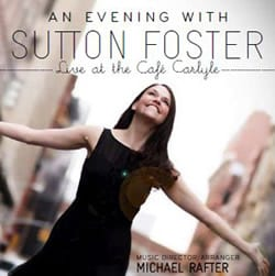Click to buy Sutton Foster's newest CD