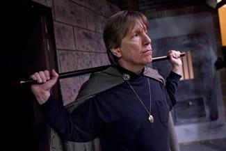 Bruce Alan Rauscher as Richard Plantagenet, the Bastard (Photo: Christopher Maddaloni)