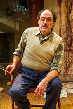 Bruce Randolph Nelson as Mark Rothko (Clinton Brandhagen)