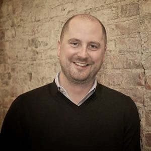 Jonathan Waller, Director of Marketing for Everyman Theatre (Photo courtesy of Everyman Theatre)