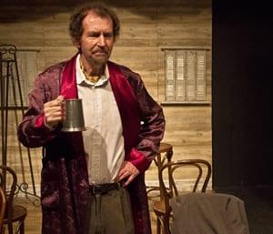 Nick Sampson as Teddy (Photo: St. Johnn Blondell)