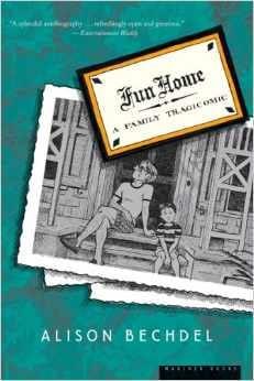 Alison Bechdel's original graphic memoir. Buy from Amazon